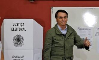 NOVO PRESIDENTE : Bolsonaro tem a missão de unir país dividido