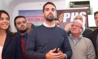 2º TURNO : Eduardo declara apoio a Bolsonaro