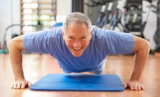 PACIENTES IDOSOS : Vida saudável é a fórmula para os que se recuperaram da COVID-19