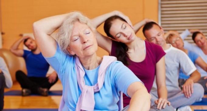 Pilates ajuda a eliminar o estresse