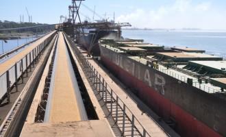 Setembro registra maior movimentação da história do Porto do Rio Grande