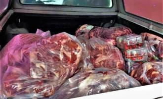 Quatro toneladas de carne são inutilizadas em Canguçu