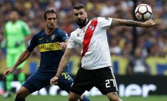 Final da Libertadores fora da Argentina