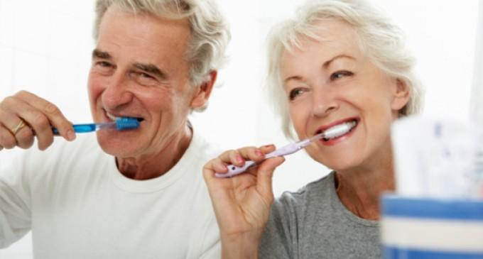 A importância da saúde bucal nos idosos