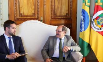 GOVERNO DO ESTADO : Sartori diz que transição será  saudável e democrática