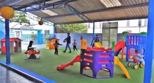EDUCANDÁRIO mantém normas padronizadas de promoção à saúde das crianças