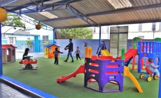 VIGILÂNCIA SANITÁRIA :  Lar da Criança S. Luis Gonzaga é eleita escola modelo