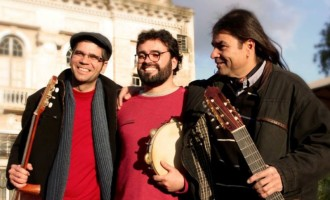 Sond'Alma Trio é atração desta segunda no Sete ao Entardecer