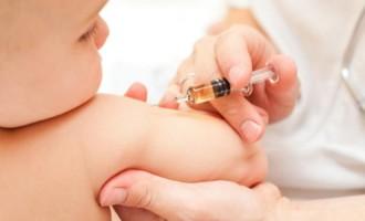 10 DE ABRIL  : Vacinação contra a gripe começa para crianças e gestantes