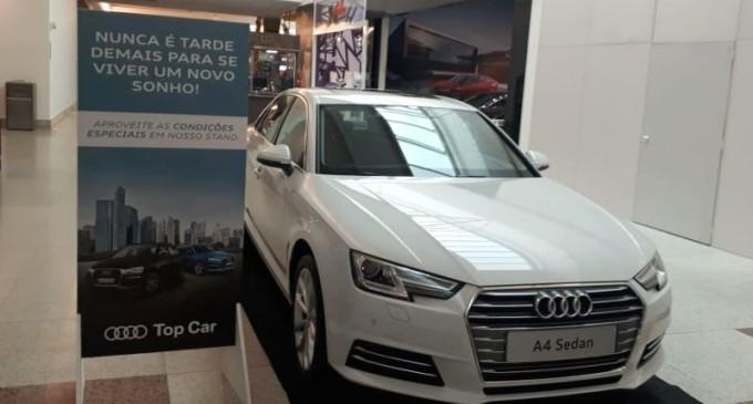 Audi abre loja itinerante em Pelotas
