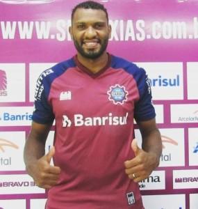 Daniel Cruz teve passagem destacada pelo Caxias no ano passado