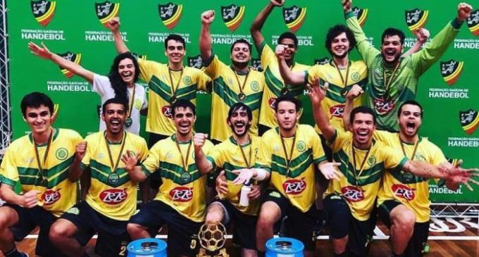HANDEBOL : Clube Brilhante é campeão