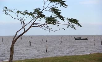 PESCA  : Lagoa salgada é prenúncio de boa safra