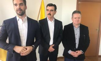 PALÁCIO PIRATINI : Eduardo anuncia Otomar Vivian para a Casa Civil