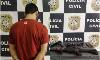 CAPÃO DO LEÃO : Policiais realizaram uma prisão e quatro mandados de busca