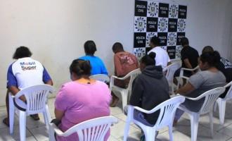 OPERAÇÃO OHANA : Combate ao tráfico de drogas