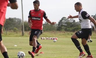 BRASIL : Só treinos até o Gauchão