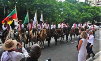 Começa a 20ª Cavalgada Cultural da Costa Doce