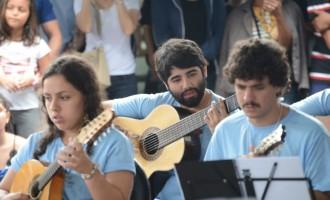 Castelo Simões Lopes será palco do Festival SESC nesta quarta-feira