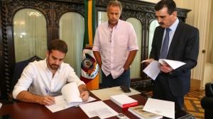 As datas constam do Decreto 54.487 assinado pelo governador Eduardo Leite