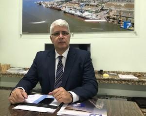 NOVO Superintendente foi coordenador da Feira do Polo Naval