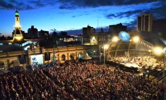 O LADO DOCE DA MÚSICA : Tudo pronto para o 9º Festival Internacional Sesc