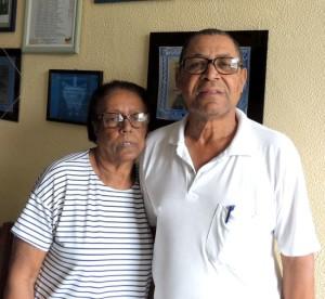 Vilma e Raul Borges Ferreira