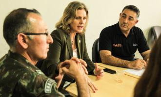 SEGURANÇA : Gestão Integrada avalia os indicadores criminais em Pelotas