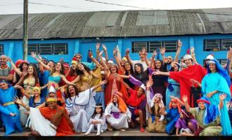 PAIXÃO DE CRISTO  : Inscrição para encenação teatral