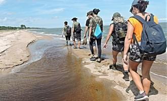 PÉ NA TRILHA SUL : Três dias na travessia São Lourenço a Pelotas