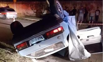 TRÂNSITO : Acidente com morte no Fragata