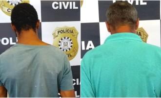 VIOLÊNCIA CONTRA A MULHER : Criminosos no Areal e Castilho