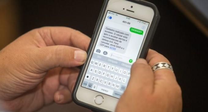 Defesa Civil tem 625 mil celulares cadastrados para receber alertas no Rio Grande do Sul