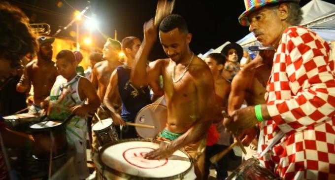 Carnaval descentralizado inicia-se neste fim de semana