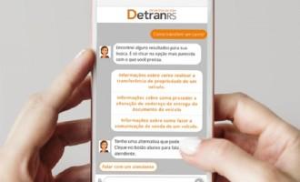 Detran disponibiliza chat de atendimento online para o público