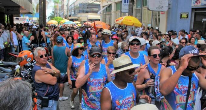 Expresso 620 abre alas para o Carnaval em Pelotas