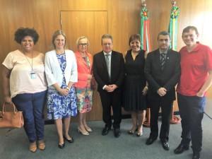 INICIATIVA premiada nacionalmente foi apresentada para o vice-governador