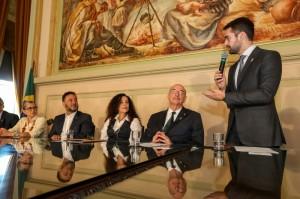 GOVERNADOR Eduardo Leite elogiou a iniciativa do Iphan