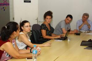 REUNIÃO de trabalho debateu indicadores criminais