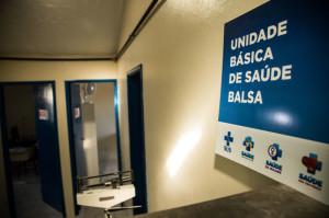 Esta é a 24ª unidade de saúde reformada com mão de obra prisional