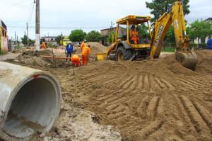 Extensão de 120 metros, entre as ruas Dr. Francisco Ferreira Veloso e Barão de Tramandahy, recebe o investimento de R$ 257 mil