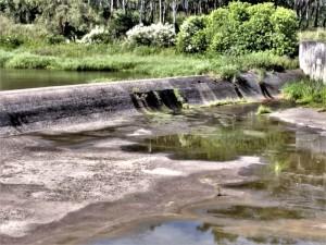 BARRAGEM abastece 60% do município com água tratada