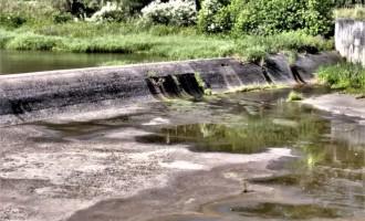 SANTA BÁRBARA :  Comissão de Meio Ambiente da Câmara visita Barragem
