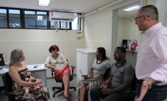 Comissão de Saúde da Câmara cobra humanização da recepção do PS