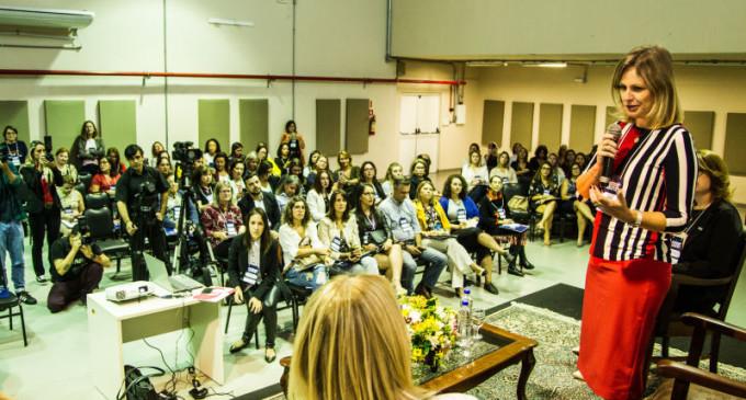 ASSOCIAÇÃO COMERCIAL   : 1º Congresso Mulheres Zona Sul reúne centenas de participantes