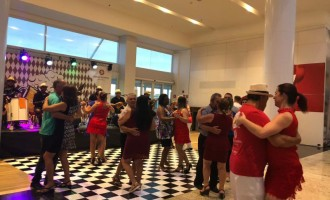 Partage Shopping Rio Grande realiza Sábado com Música e Dança