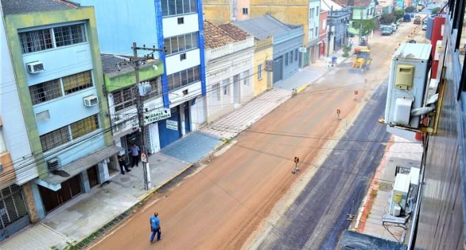 Ônibus serão transferidos da Deodoro para a Prof. Araújo
