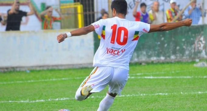FARROUPILHA : Converter em gol as chances criadas