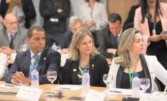 FRENTE NACIONAL DE PREFEITOS : Paula é eleita vice-presidente de segurança