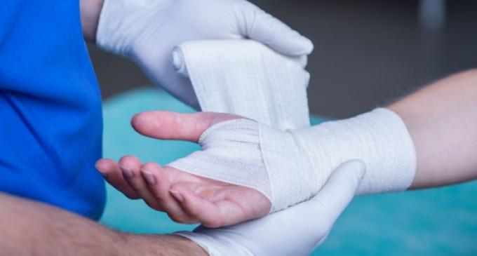 Carnaval contribui para aumento de acidentes com as mãos